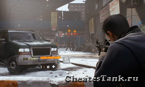 tom clancy's the division чит на деньги